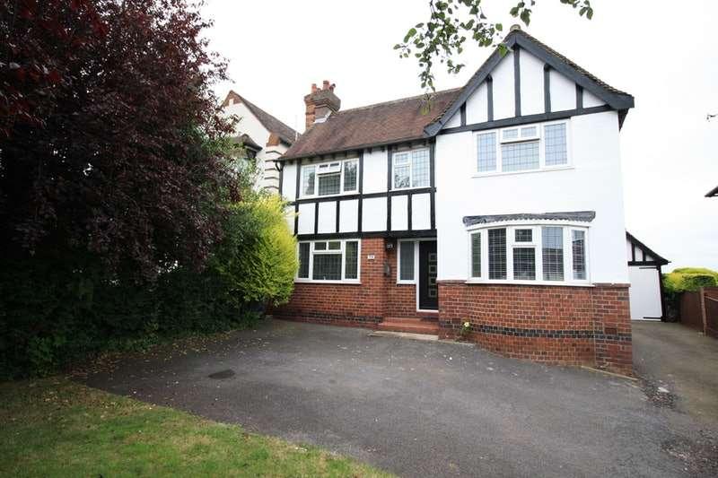 3 Bedrooms Detached House for sale in Stanton Road, Burton-on-Trent, Staffordshire, DE15