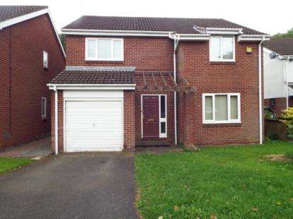 4 Bedrooms Detached House for sale in The Chase, Washington, Tyne and Wear, NE38