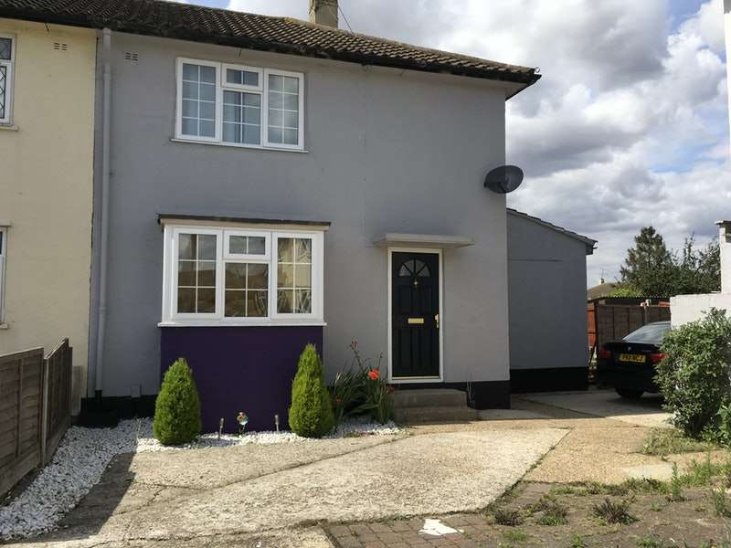 2 Bedrooms End Of Terrace House for sale in Stansted Close, Chelmsford, Essex, CM1
