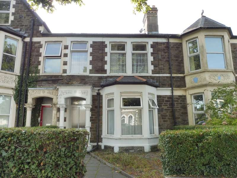 6 Bedrooms Terraced House for sale in Richmond Road, Cardiff