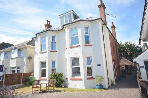3 Bedrooms Flat for sale in Newstead Road, Southbourne, Bournemouth