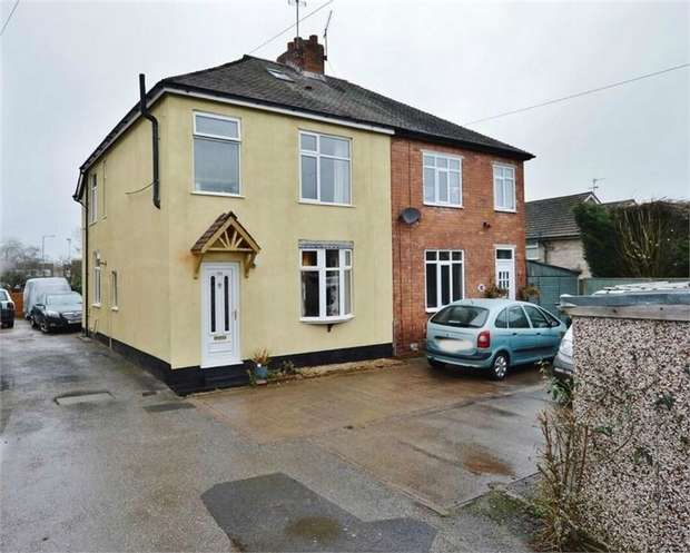 4 Bedrooms Semi Detached House for sale in Church Street, Rugeley, Staffordshire