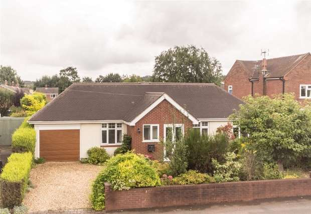 3 Bedrooms Detached Bungalow for sale in Shortbutts Lane, Lichfield, Staffordshire
