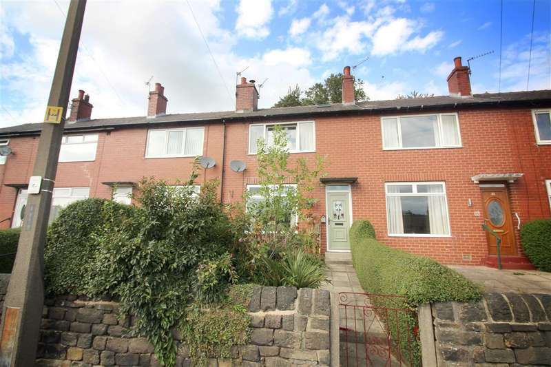 2 Bedrooms Town House for sale in Park Road, Sowerby Bridge