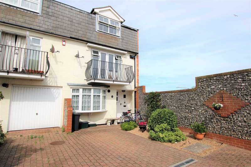 3 Bedrooms Terraced House for sale in Eton Mews, Eastbourne, BN21 3XF