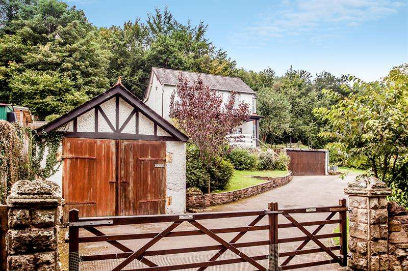 3 Bedrooms Detached House for sale in Hangerberry, Lydbrook