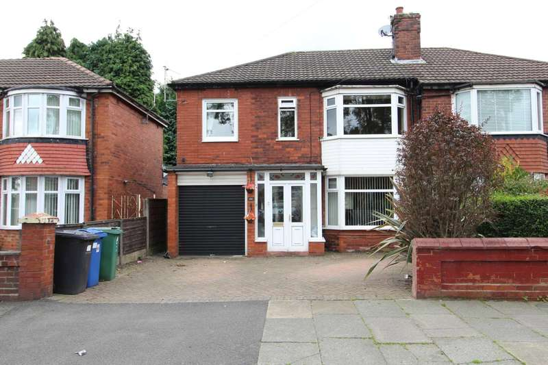 3 Bedrooms Semi Detached House for sale in Butterstile Lane, Prestwich