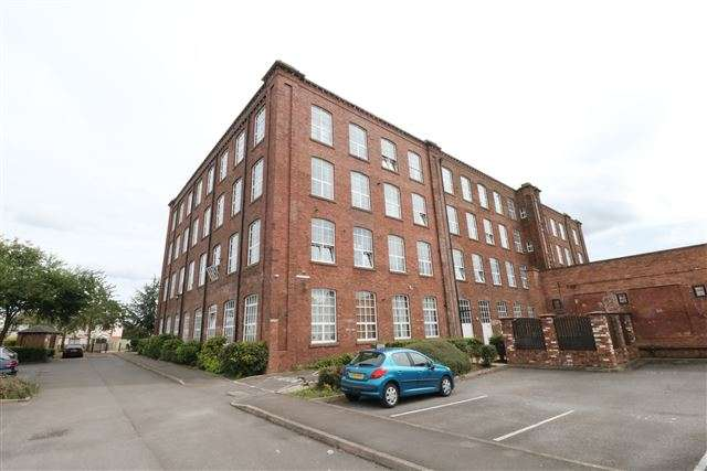 1 Bedroom Flat for sale in Denton Mill Close, Carlisle, Cumbria, CA2 5NZ