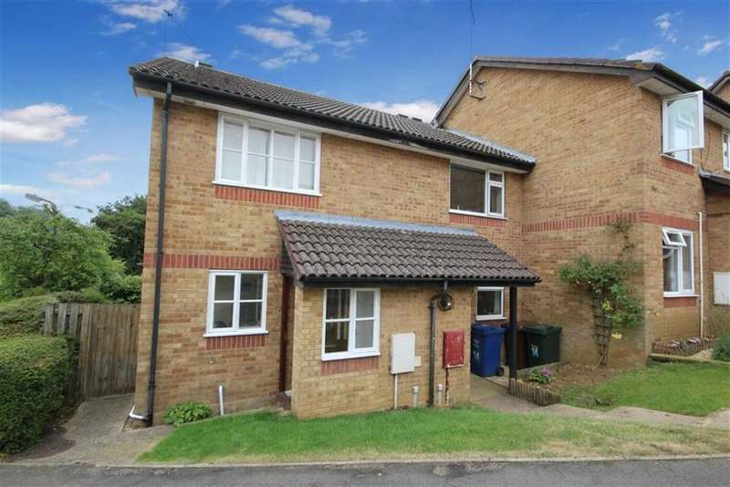 2 Bedrooms End Of Terrace House for sale in Rosina Walk, Banbury, Oxfordshire, OX16