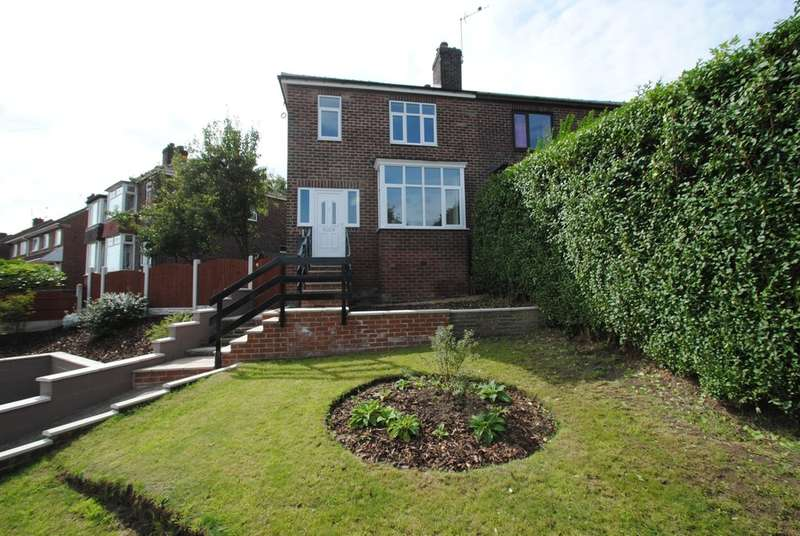 3 Bedrooms Semi Detached House for sale in Broom Valley Road, Broom Valley, Rotherham