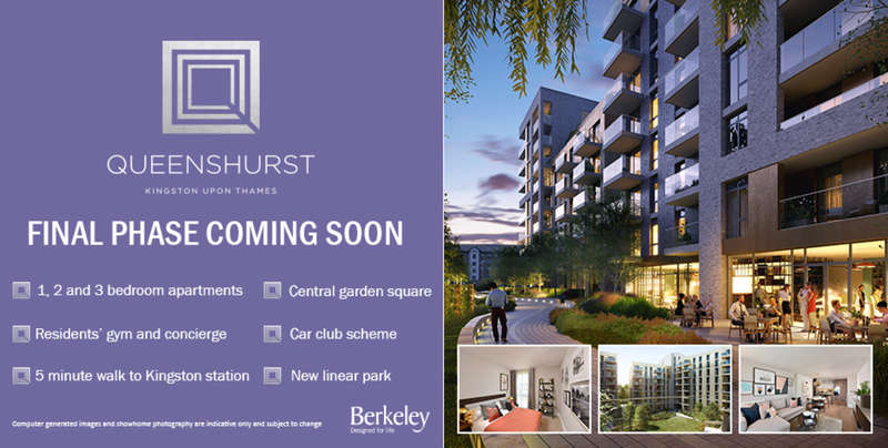 Flat for sale in Phase 3 at Queenshurst