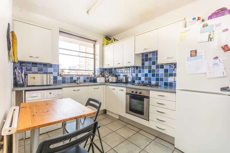 2 Bedrooms Flat for sale in Boswell Street, Bloomsbury, WC1N