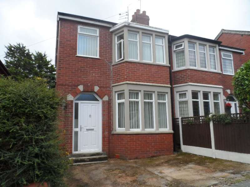 3 Bedrooms Property for sale in 124, Blackpool, FY3 8LG