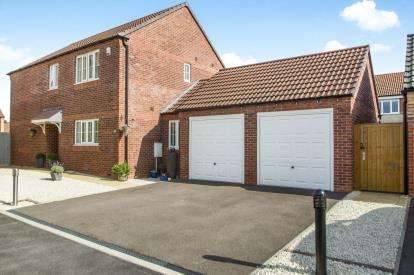 4 Bedrooms Detached House for sale in Whysall Road, Long Eaton, Nottingham