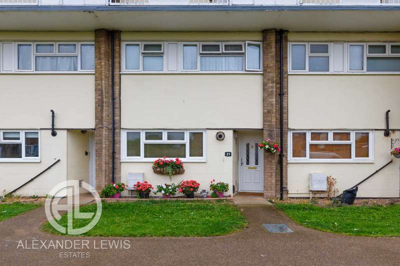 3 Bedrooms Maisonette Flat for sale in Western Way, Letchworth Garden City SG6