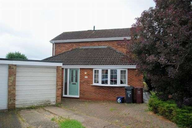 3 Bedrooms Detached House for sale in St Johns Avenue, Kingsthorpe, Northampton NN2 8RU