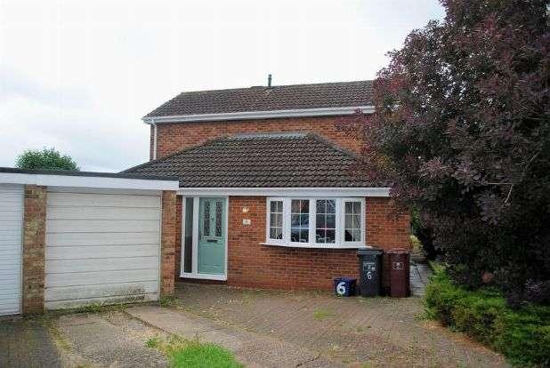 3 Bedrooms Detached House for sale in St Johns Avenue, Kingsthorpe, Northampton NN2 8RU