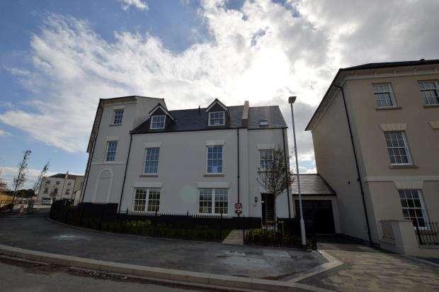2 Bedrooms Flat for sale in Sherford Village, Haye Road, Plymouth, Devon