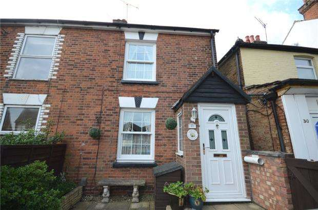 3 Bedrooms Semi Detached House for sale in Church Lane East, Aldershot, Hampshire