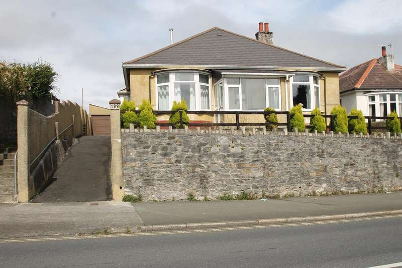 2 Bedrooms Detached Bungalow for sale in Higher Compton