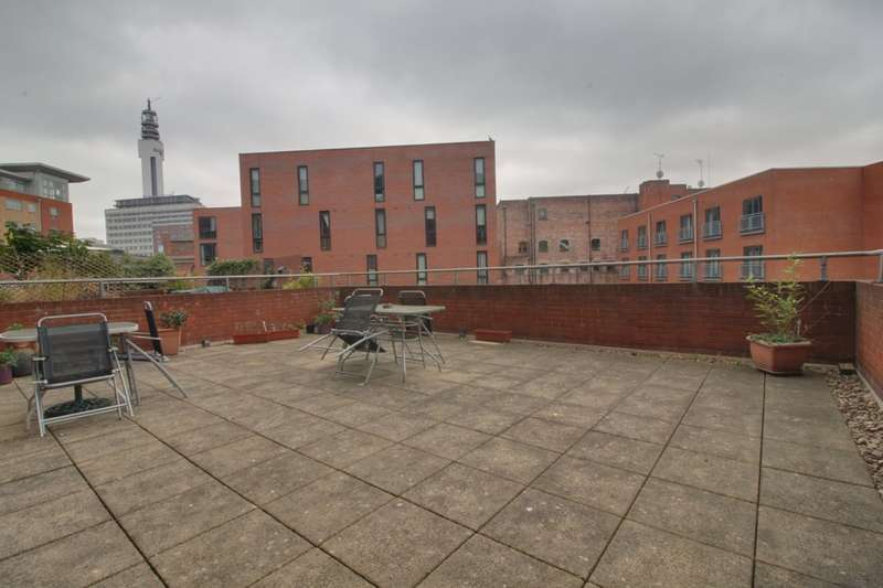 2 Bedrooms Flat for sale in Newhall Court, George Street, Birmingham, West Midlands