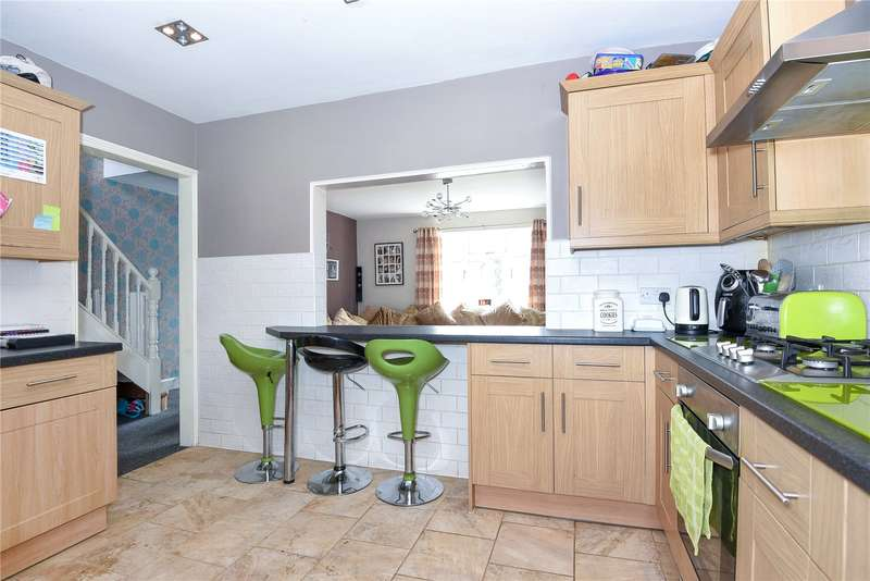 4 Bedrooms Semi Detached House for sale in Home Way, Mill End, Rickmansworth, Hertfordshire, WD3