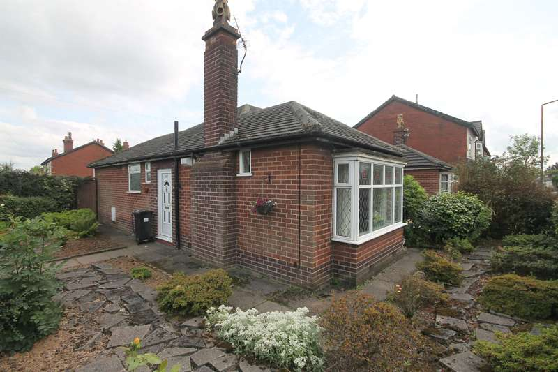 2 Bedrooms Semi Detached Bungalow for sale in Walker Avenue, Great Lever, Bolton, BL3 2ED
