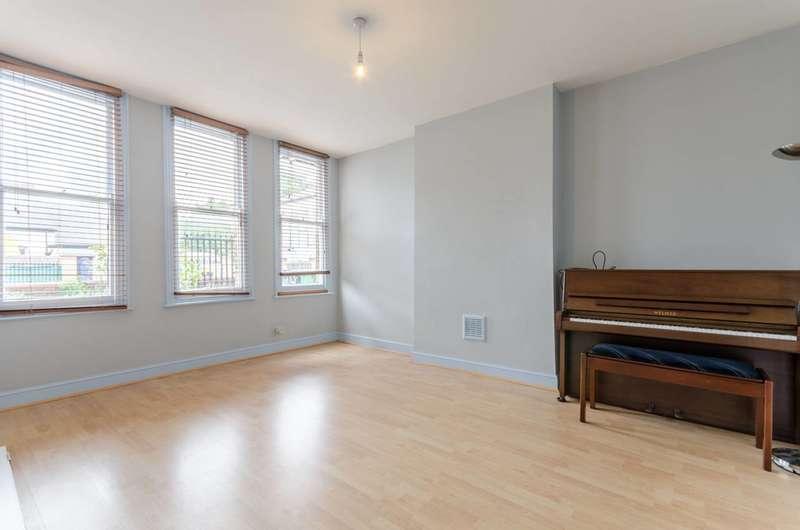 2 Bedrooms Flat for sale in Plashet Road, Plaistow, E13