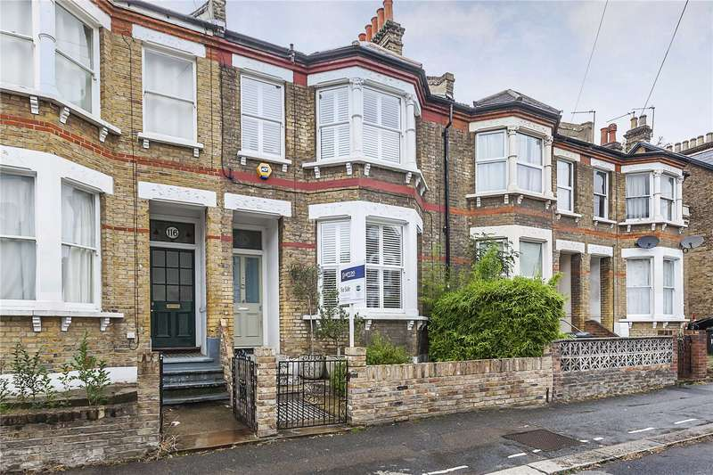 4 Bedrooms House for sale in Algernon Road, London, SE13