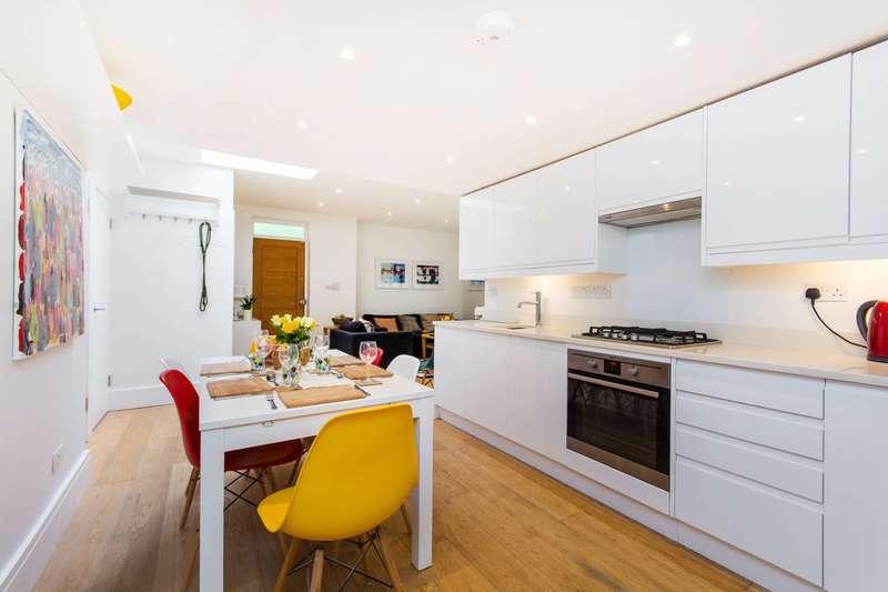 2 Bedrooms Flat for sale in Battersea Park, Battersea, SW11