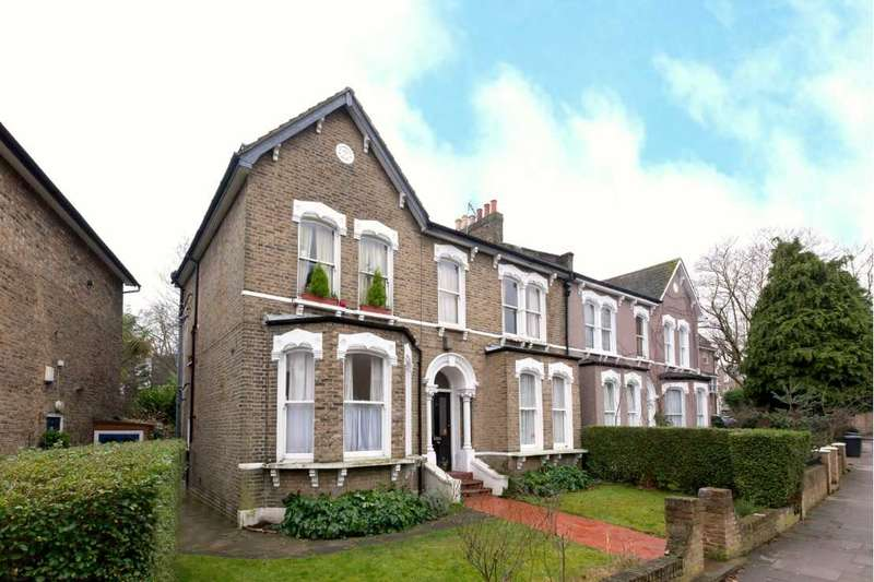 1 Bedroom Apartment Flat for sale in Crescent Way, Brockley Conservation Area, Brockley