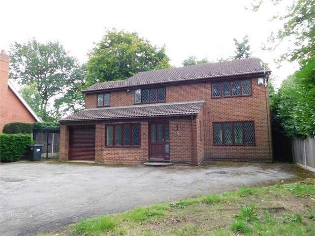 4 Bedrooms Detached House for sale in Cantley Lane, Doncaster, South Yorkshire