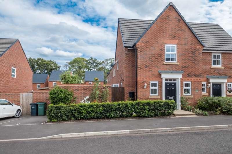 2 Bedrooms House for sale in 2 bedroom House Semi Detached in Winnington