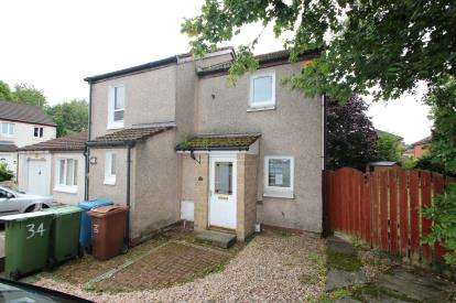 2 Bedrooms Semi Detached House for sale in Bruntsfield Avenue, Glasgow
