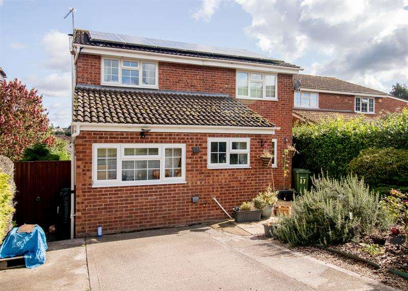 4 Bedrooms Detached House for sale in Redwood Close, Ross-On-Wye