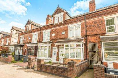 4 Bedrooms Terraced House for sale in Pershore Road, Selly Park, Birmingham, West Midlands