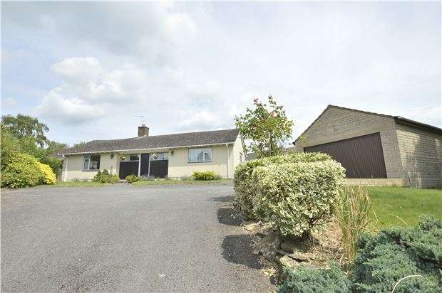 4 Bedrooms Detached Bungalow for sale in Cressy Cottage, Stockwell Lane, Woodmancote, GL52 9QB