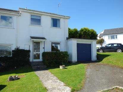 3 Bedrooms End Of Terrace House for sale in Cae Du Estate, Abersoch, Pwllheli, Gwynedd, LL53