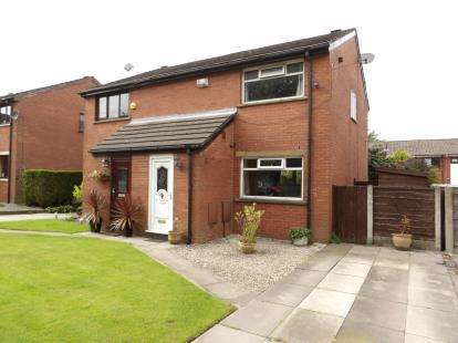 3 Bedrooms Semi Detached House for sale in Catherine Street, Morris Green, Bolton, Greater Manchester, BL3