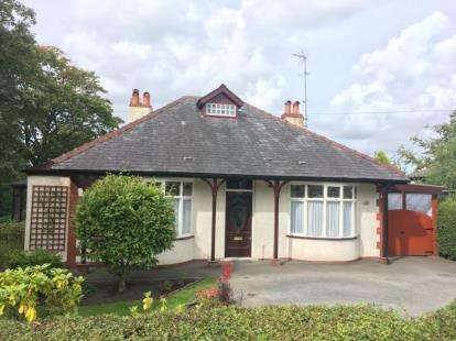 4 Bedrooms Bungalow for sale in Garstang Road, Fulwood, Preston, Lancashire, PR2