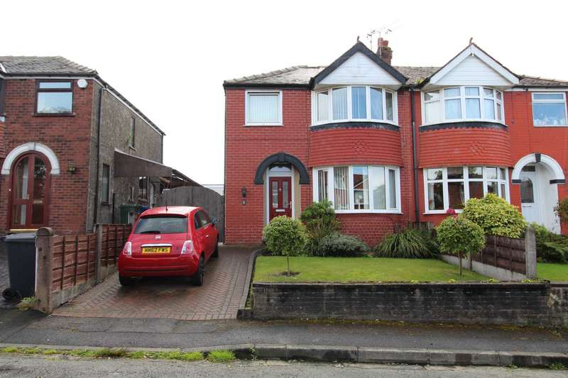 3 Bedrooms Semi Detached House for sale in Kingsley Avenue, Whitefield