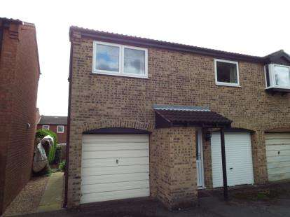 1 Bedroom End Of Terrace House for sale in Corsham Gardens, Nottingham, Nottinghamshire