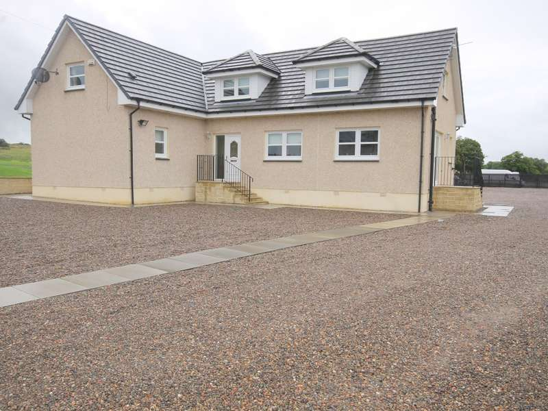 5 Bedrooms Detached House for sale in Mill Cottage Old Mill Road, Shotts, ML7 5BX