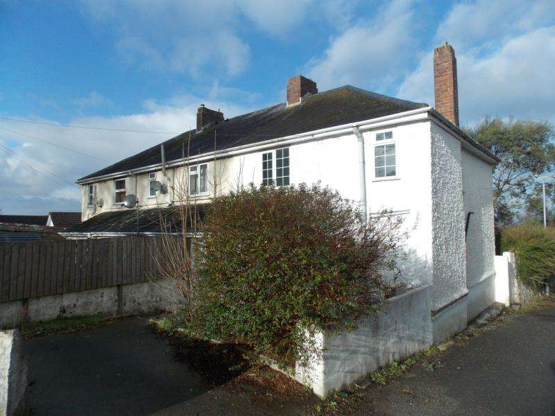 3 Bedrooms End Of Terrace House for sale in Jubilee Terrace, Camborne, Cornwall