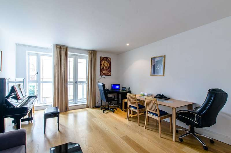 1 Bedroom Flat for sale in Canary Wharf, Canary Wharf, E14