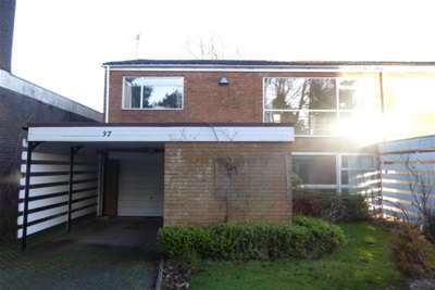 4 Bedrooms Semi Detached House for rent in Christchurch Close, Edgbaston