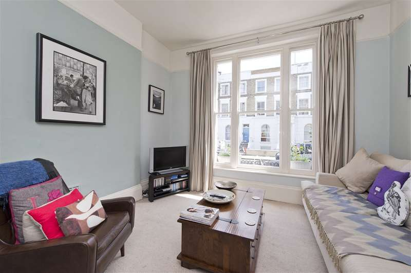 1 Bedroom Flat for sale in Stanlake Road, Shepherd's Bush