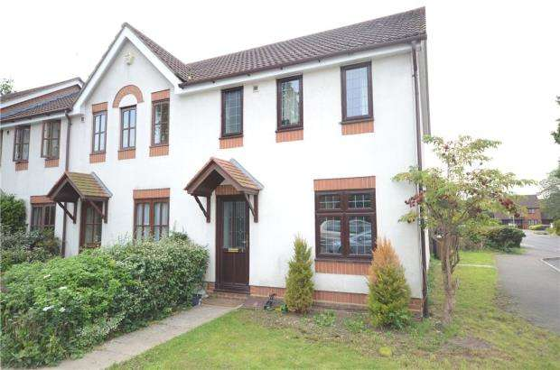 2 Bedrooms End Of Terrace House for sale in Poynter Cottages, Gower Park, College Town