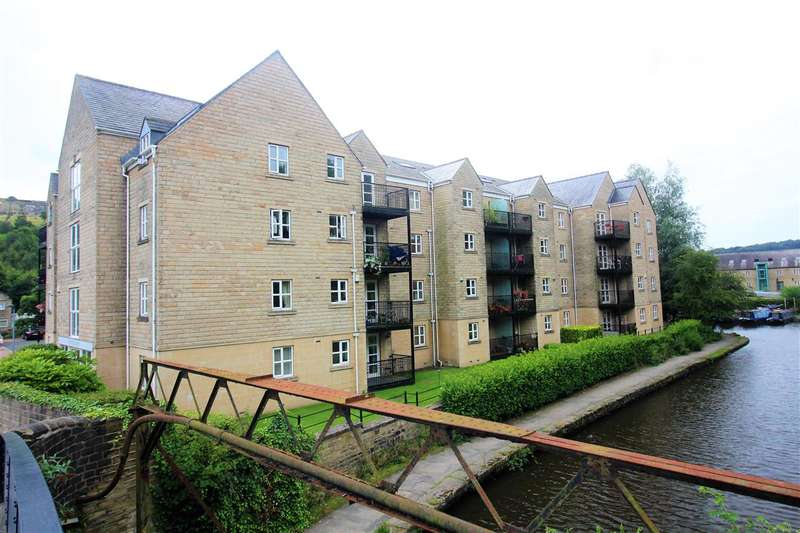 3 Bedrooms Apartment Flat for sale in The Riverine, Chapel Lane, Sowerby Bridge