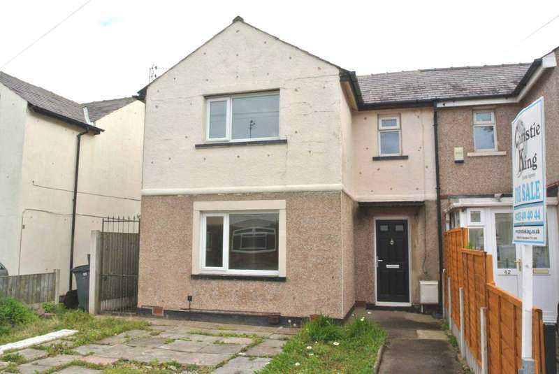 3 Bedrooms House for sale in Sherwood Avenue, Blackpool, FY3 7HT